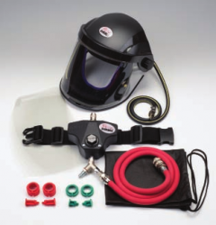 DeVilbiss Pro Visor air fed respiratory protection system