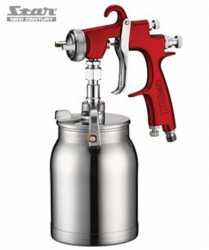 Buy Price reduced tar New Century SMV2000F-202S Spray gun and pot