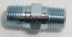 High Pressure Nipple 1/4 NPT X 1/4 NPT