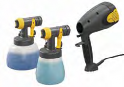 Wagner 0417032 W560 FineSpray with 1400ml container paint spray gun